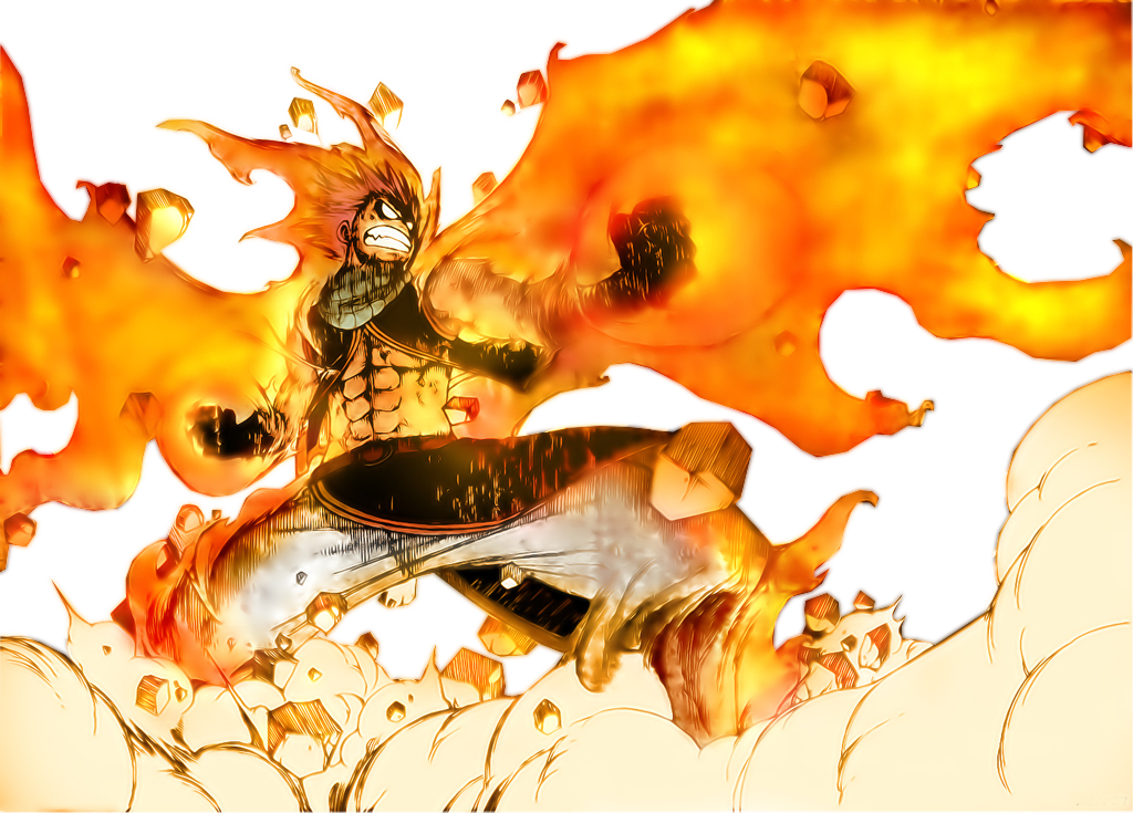Dragon slayer Fairy Tail