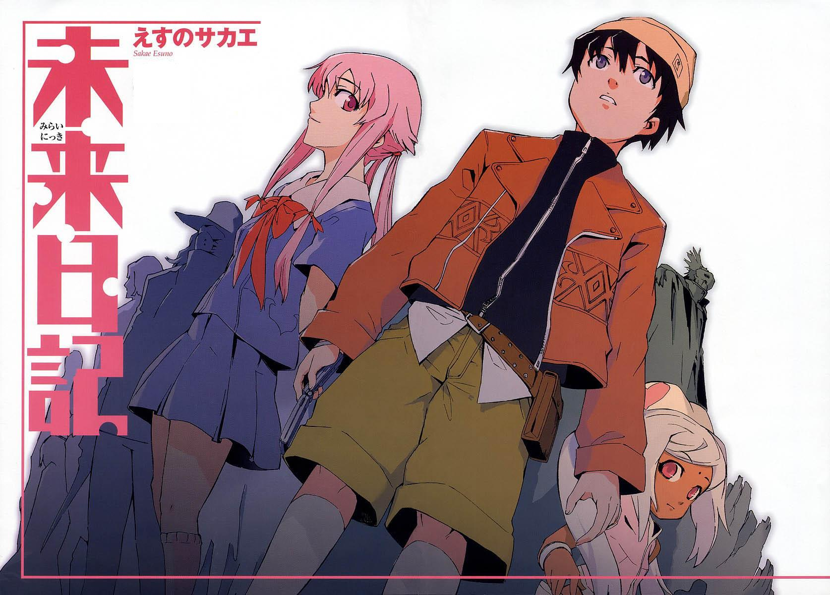 Future Diary Review