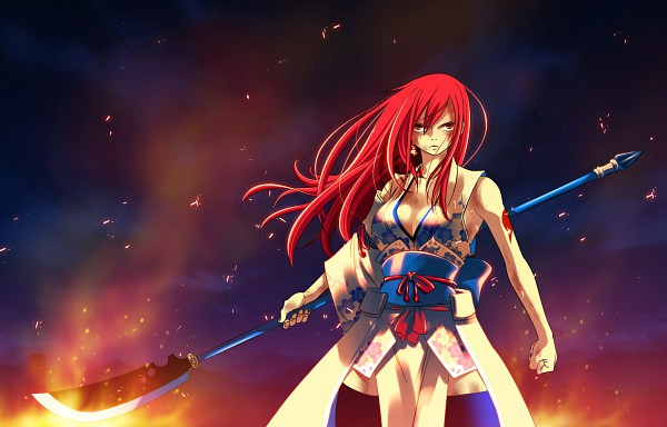 Fairy Tail Discussion Thread Erza-scarlet1