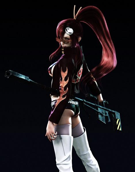 Top 25 Badass Anime Warrior Girls - MyAnimeList.net